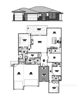 Photo of 12360 W Lacerta St, Star, ID 83669 (MLS # 98747964)