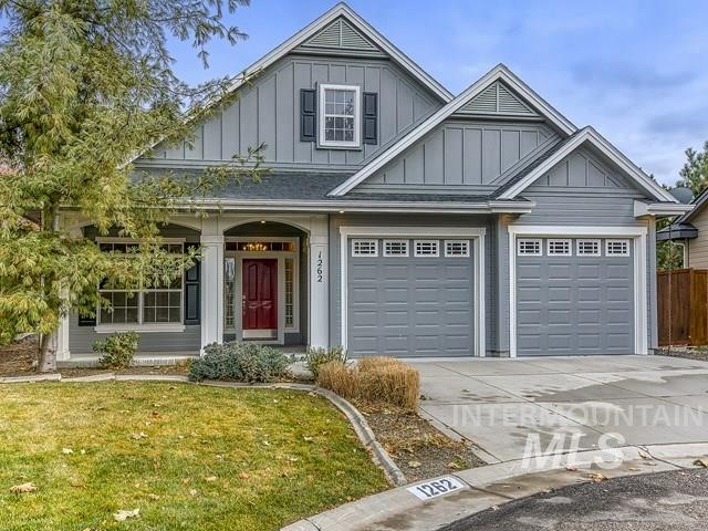 Photo for 1262 N Forestdale Place, Eagle, ID 83616 (MLS # 98751587)