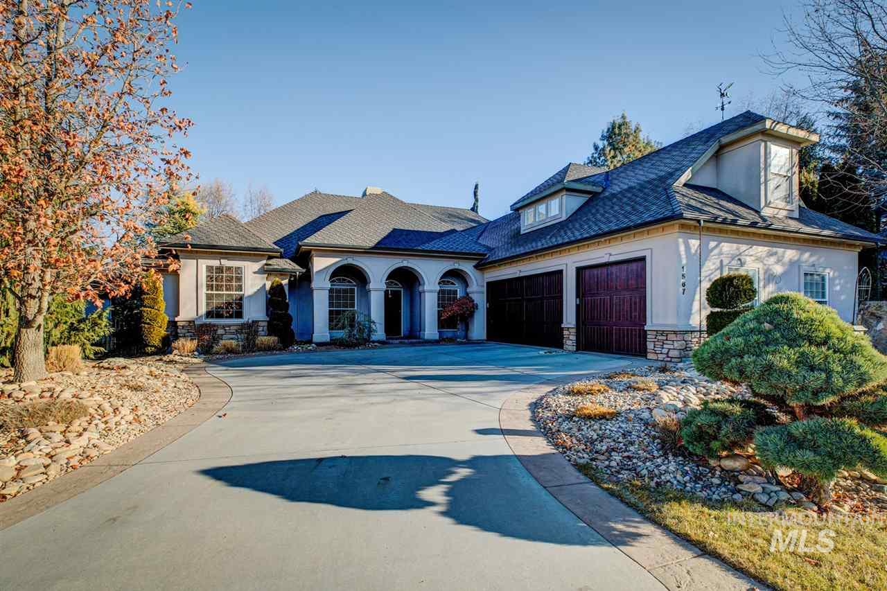 Photo for 1567 S River Grove Way, Eagle, ID 83616 (MLS # 98755330)