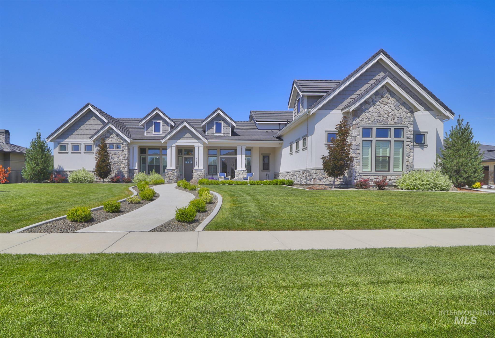 Photo for 3384 W Salix Dr, Meridian, ID 83646 (MLS # 98775718)