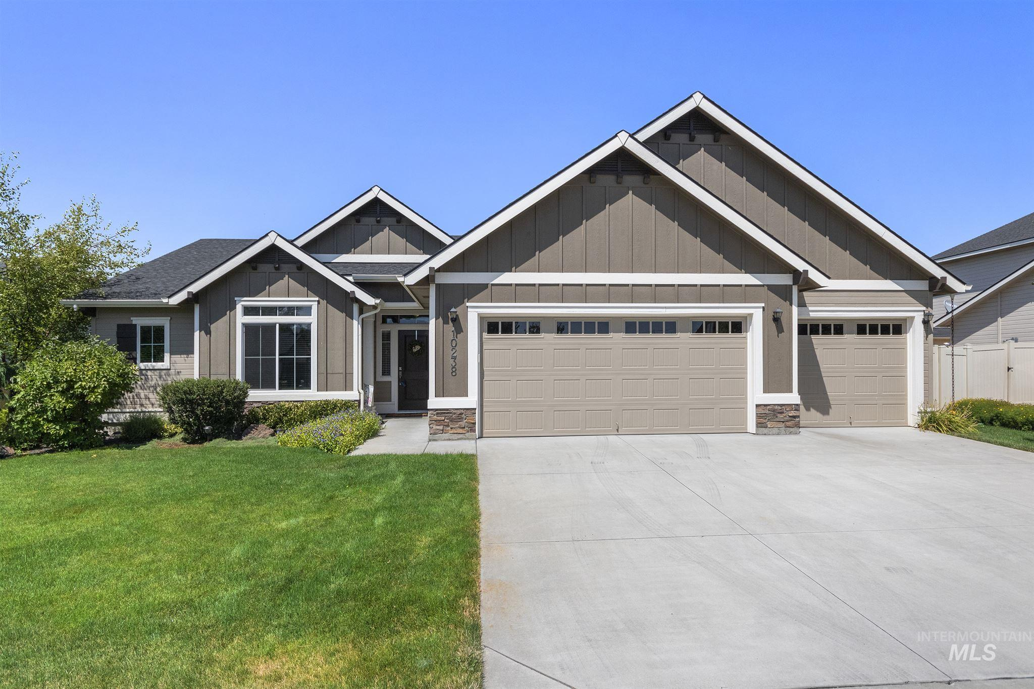Photo for 10238 W Snow Wolf Dr, Star, ID 83669 (MLS # 98775792)