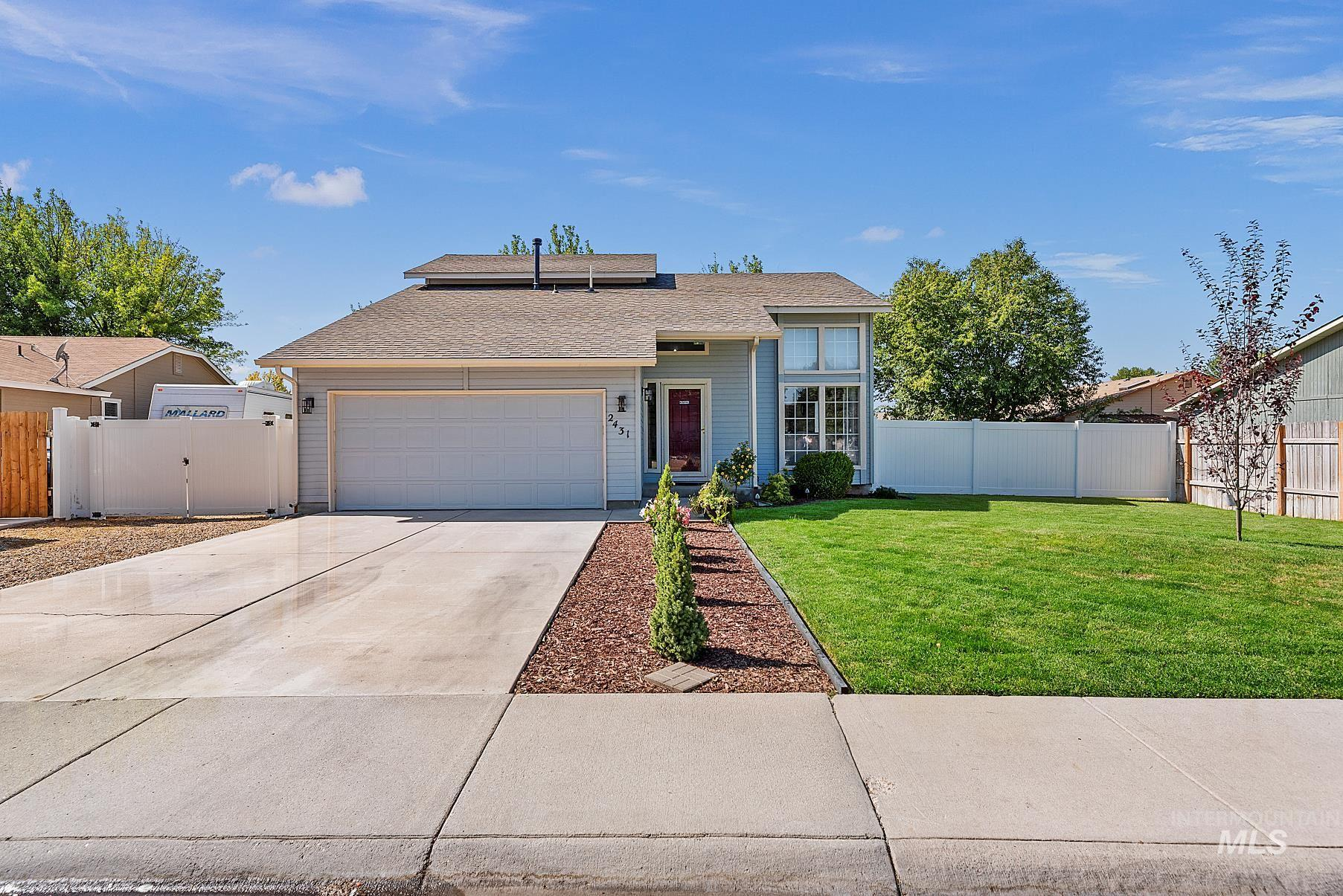 Photo for 2431 Pisces Drive, Nampa, ID 93651 (MLS # 98780525)