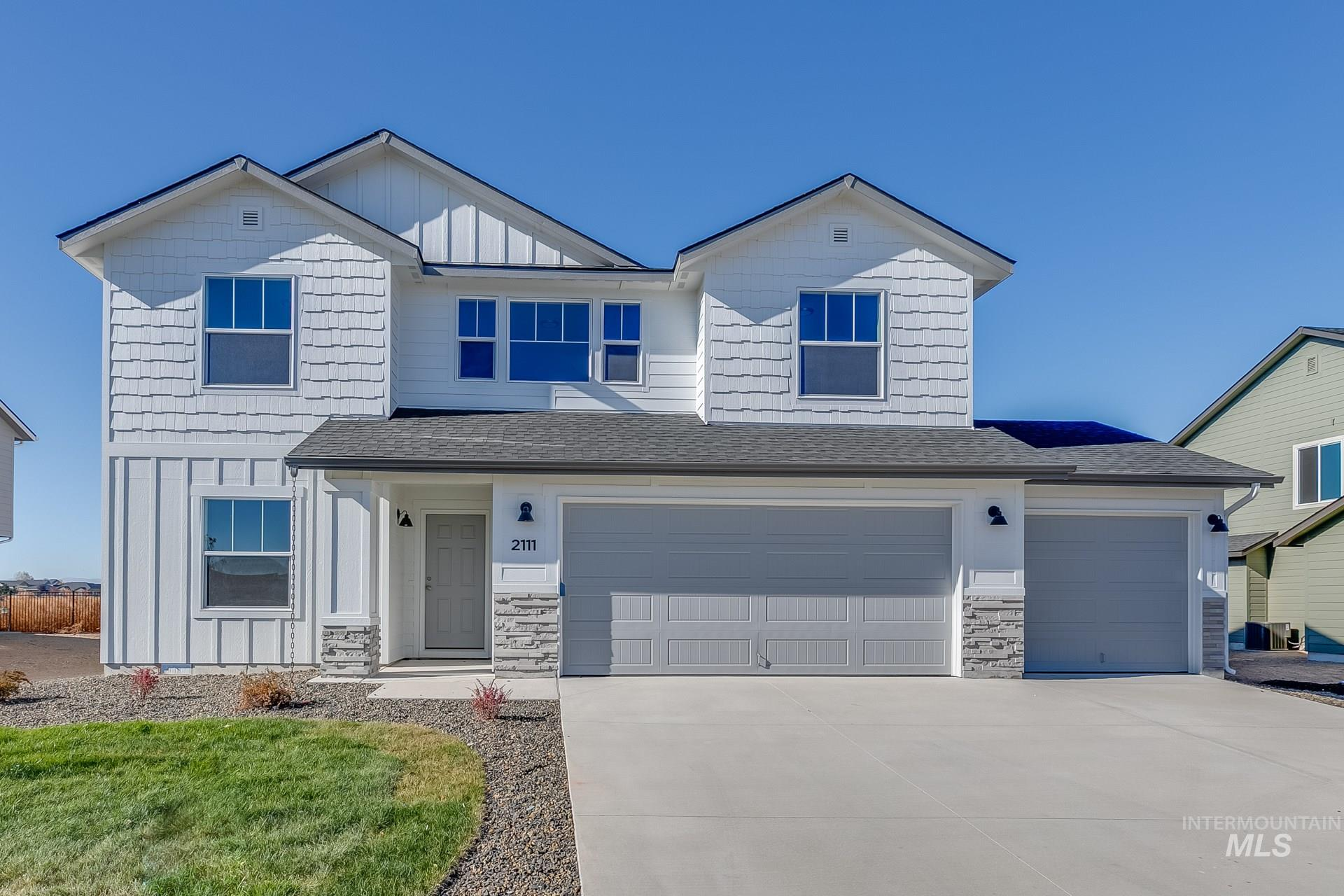 Photo for 2111 N Blueblossom Way, Kuna, ID 83634 (MLS # 98780752)