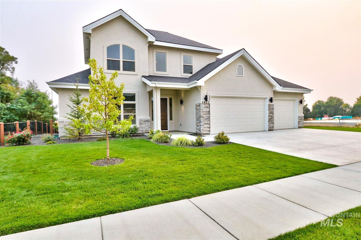 Photo for 3457 W Barefoot St., Eagle, ID 83616 (MLS # 98781041)