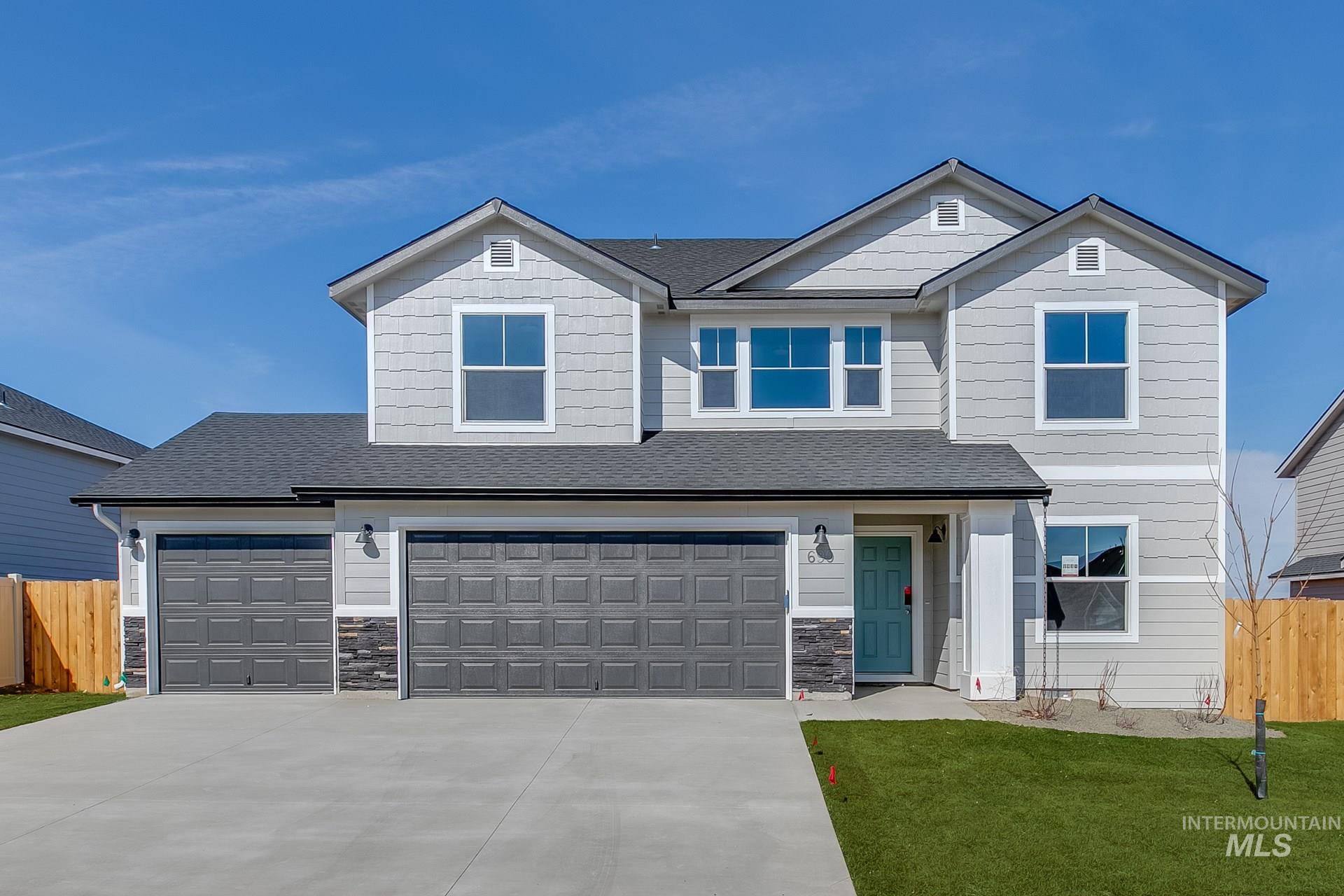Photo for 967 N Bowknot Lake Ave, Star, ID 83669 (MLS # 98781458)