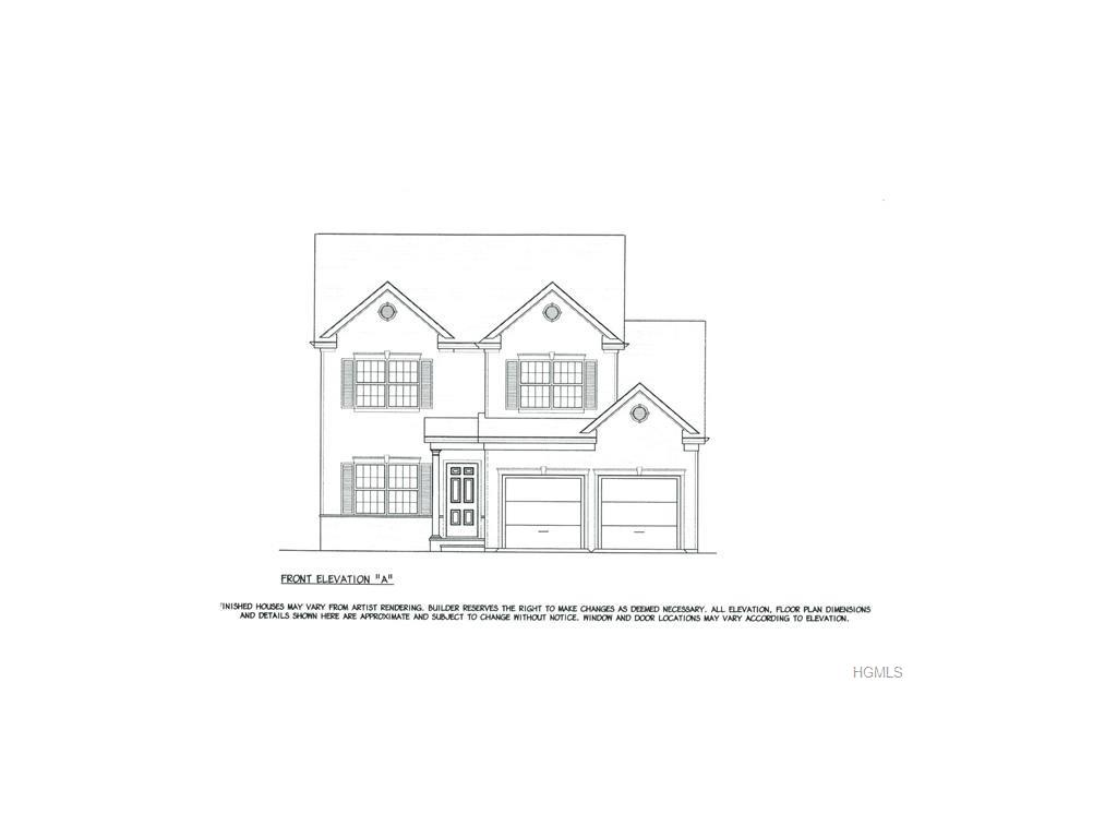 Photo for TBD The Reserve (The Adams), New Windsor, NY 12553 (MLS # 4647858)