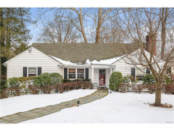 Photo of 154 Fox Meadow Road, Scarsdale, NY 10583 (MLS # 4800974)