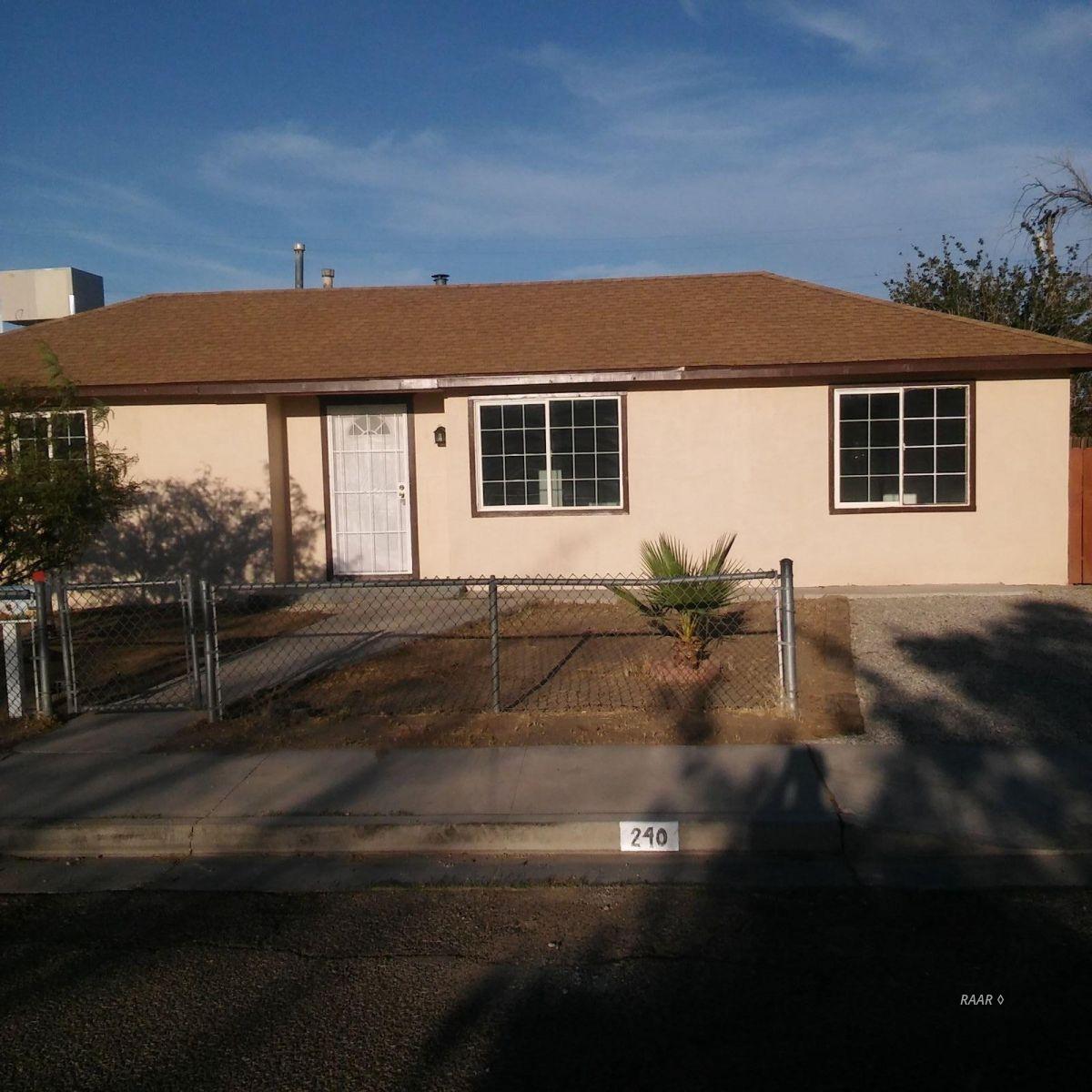 Photo for 240 N. Alvord ST, Ridgecrest, CA 93555 (MLS # 1956423)