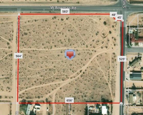 Photo for 508-080-01 Bowman & Mahan ST, Ridgecrest, CA 93555 (MLS # 1951077)