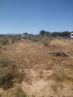 Photo of W Ward, Ridgecrest, CA 93555 (MLS # 1957107)