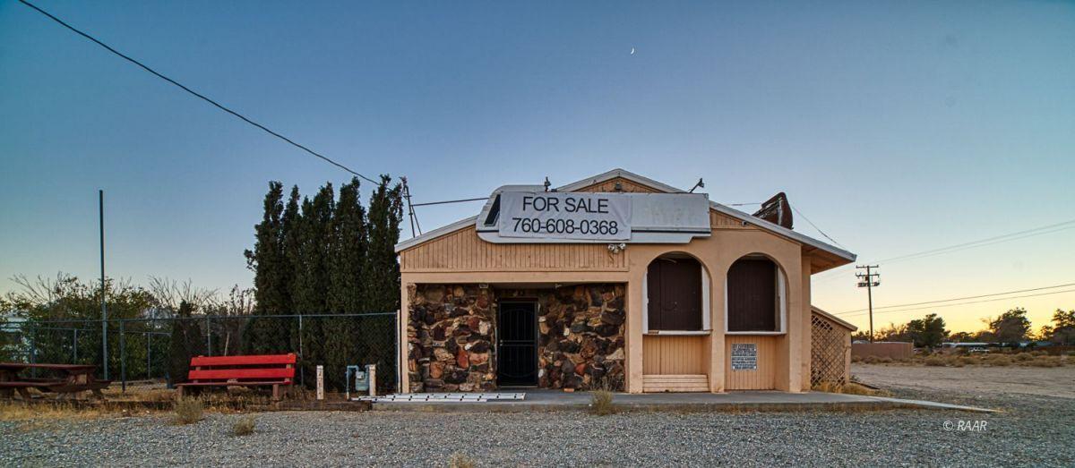 Photo for 4051 W Inyokern RD, Ridgecrest, CA 93555 (MLS # 1957929)