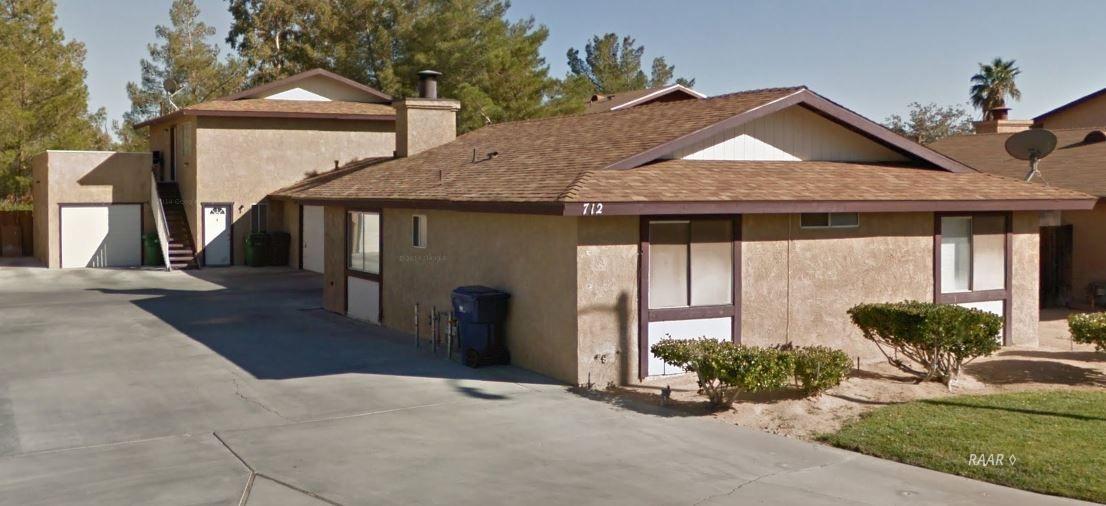 Photo for 712 N Florence #B ST, Ridgecrest, CA 93555 (MLS # 1956436)
