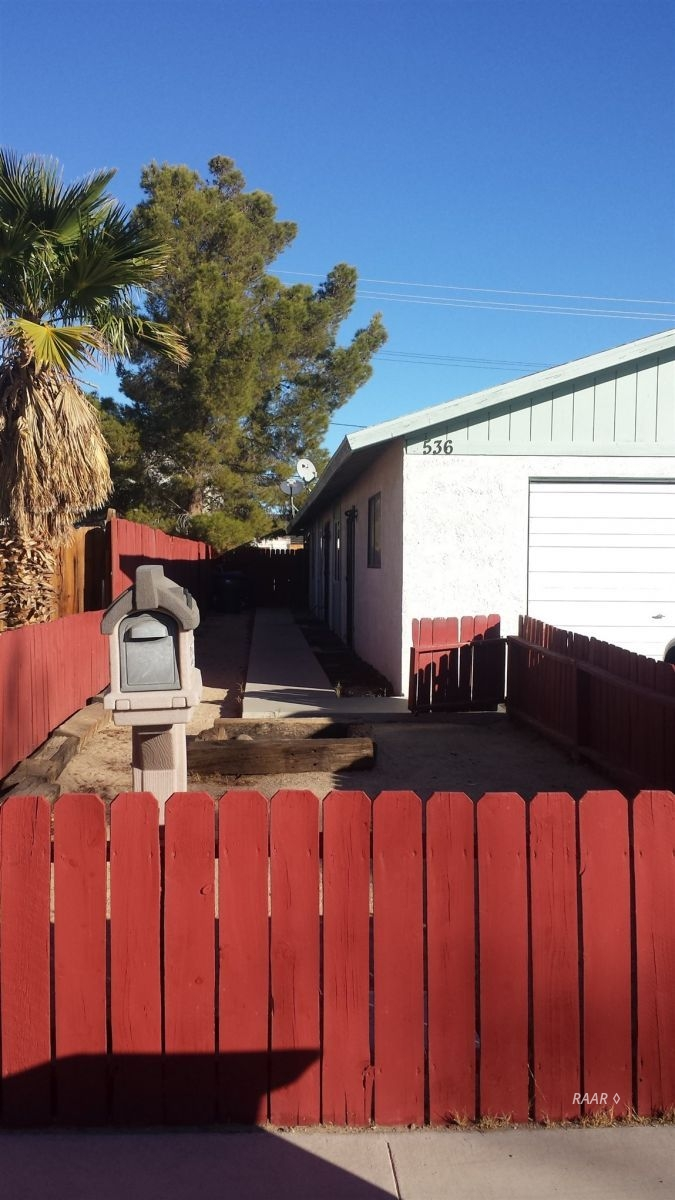 Photo for 536 W Atkins #B AVE, Ridgecrest, CA 93555 (MLS # 1956438)