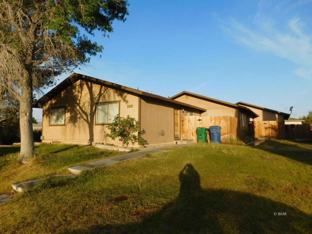 Photo for 225 Valley #A ST, Ridgecrest, CA 93555 (MLS # 1957206)