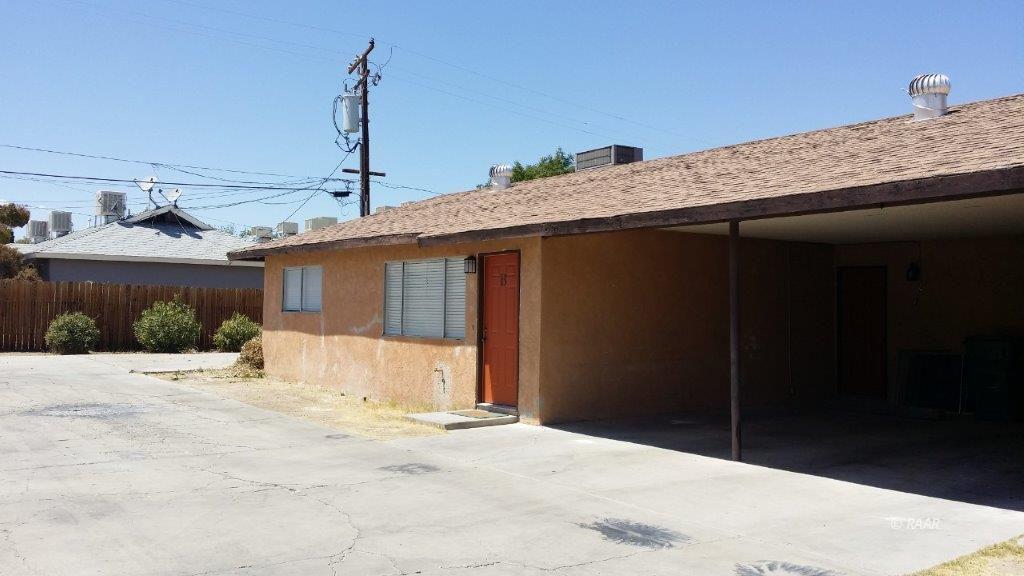 Photo for 835 N Sanders Apt B ST, Ridgecrest, CA 93555 (MLS # 1957365)