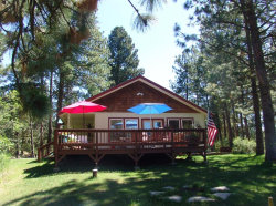 Photo of 1238 Woodside Road, Cascade, ID 83611 (MLS # 527558)