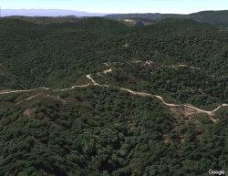 Photo of Lot 9 Amber Ridge Loop, BOULDER CREEK, CA 95006 (MLS # ML81775623)