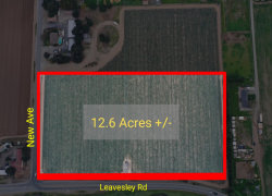 Photo of 0 NEW AVE, Gilroy, CA 95020 (MLS # ML81784278)