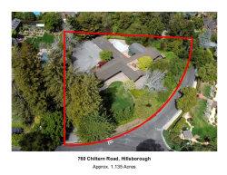 Photo of 760 Chiltern RD, HILLSBOROUGH, CA 94010 (MLS # ML81813783)