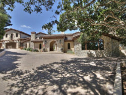 Photo of 7820 Monterra Oaks RD, MONTEREY, CA 93940 (MLS # 81587889)