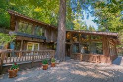 Photo of 12101 Love Creek RD, BEN LOMOND, CA 95005 (MLS # 81613322)