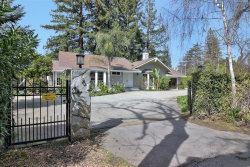 Photo of 6 TUSCALOOSA AVE, ATHERTON, CA 94027 (MLS # 81672545)