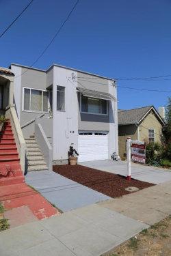 Photo of 218 Sylvan AVE, SAN BRUNO, CA 94066 (MLS # ML81678292)