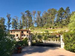 Photo of 414 Pinehill RD, HILLSBOROUGH, CA 94010 (MLS # ML81680747)