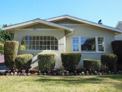 Photo of 1315 Sanchez AVE, BURLINGAME, CA 94010 (MLS # ML81683056)