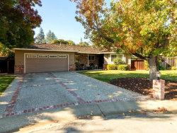 Photo of 366 Fontainbleau TER, LOS ALTOS, CA 94022 (MLS # ML81684295)