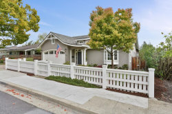Photo of 1233 Foothill ST, REDWOOD CITY, CA 94061 (MLS # ML81696911)