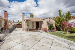 Photo of 1625 E San Fernando ST, SAN JOSE, CA 95116 (MLS # ML81702678)