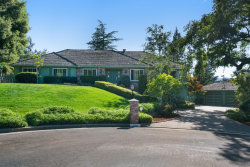 Photo of 109 Louise CT, LOS GATOS, CA 95032 (MLS # ML81706108)