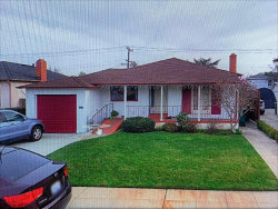 Photo of 722 Guildford AVE, SAN MATEO, CA 94402 (MLS # ML81735669)