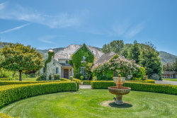 Photo of 8722 Carmel Valley RD, CARMEL, CA 93923 (MLS # ML81737281)
