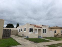 Photo of 529 Park ST, SALINAS, CA 93901 (MLS # ML81741037)