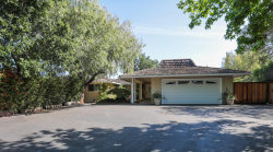Photo of 26755 Robleda CT, LOS ALTOS HILLS, CA 94022 (MLS # ML81750864)