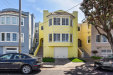 Photo of 1617 Pacheco ST, SAN FRANCISCO, CA 94116 (MLS # ML81751409)