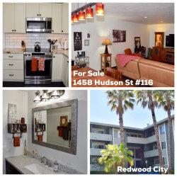 Photo of 1458 Hudson ST 116, REDWOOD CITY, CA 94061 (MLS # ML81751591)