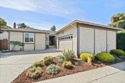 Photo of 718 Niantic DR, FOSTER CITY, CA 94404 (MLS # ML81772253)