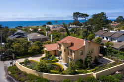 Photo of 1007 Ocean RD, PEBBLE BEACH, CA 93953 (MLS # ML81780852)