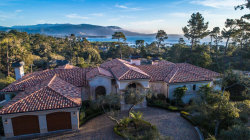 Photo of 1519 Riata RD, PEBBLE BEACH, CA 93953 (MLS # ML81781286)