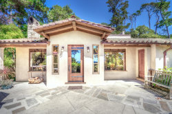 Photo of 120 Fern Canyon RD, CARMEL, CA 93923 (MLS # ML81792738)