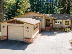 Photo of 1525 Hillside DR, BOULDER CREEK, CA 95006 (MLS # ML81793489)