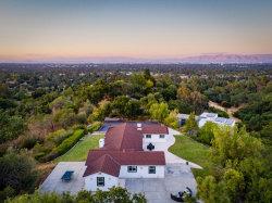 Photo of 13010 E Sunset DR, LOS ALTOS HILLS, CA 94022 (MLS # ML81797036)