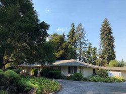 Photo of 1 Nora WAY, ATHERTON, CA 94027 (MLS # ML81806602)
