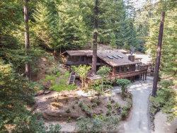 Photo of 12101 Love Creek RD, BEN LOMOND, CA 95005 (MLS # ML81810993)