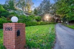 Photo of 1565 Lakeview DR, HILLSBOROUGH, CA 94010 (MLS # ML81815619)