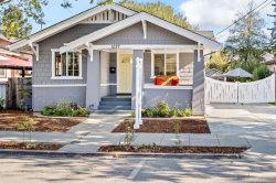 Photo of 1027 High ST, PALO ALTO, CA 94301 (MLS # ML81816676)