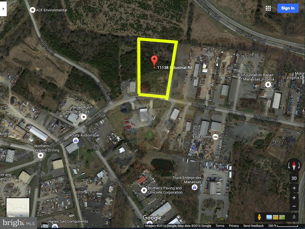 Photo for 11138 Industrial ROAD, Manassas, VA 20109 (MLS # 1000152027)